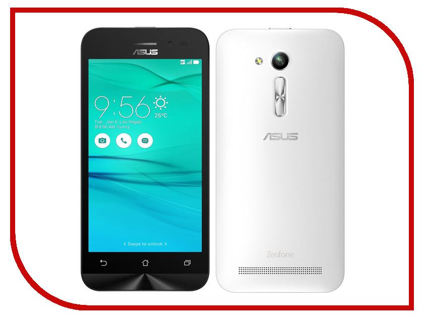 Сотовый телефон ASUS ZenFone Go ZB450KL 8Gb White<br>