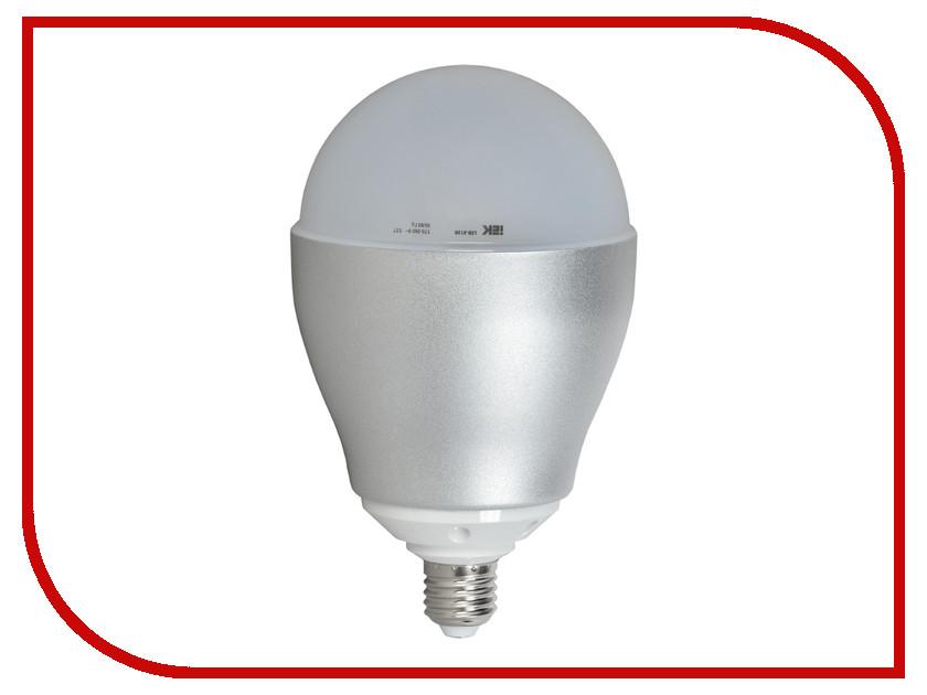 Лампочка IEK LL-A120-24-230-65-E27 лампа светодиодная iek 422008