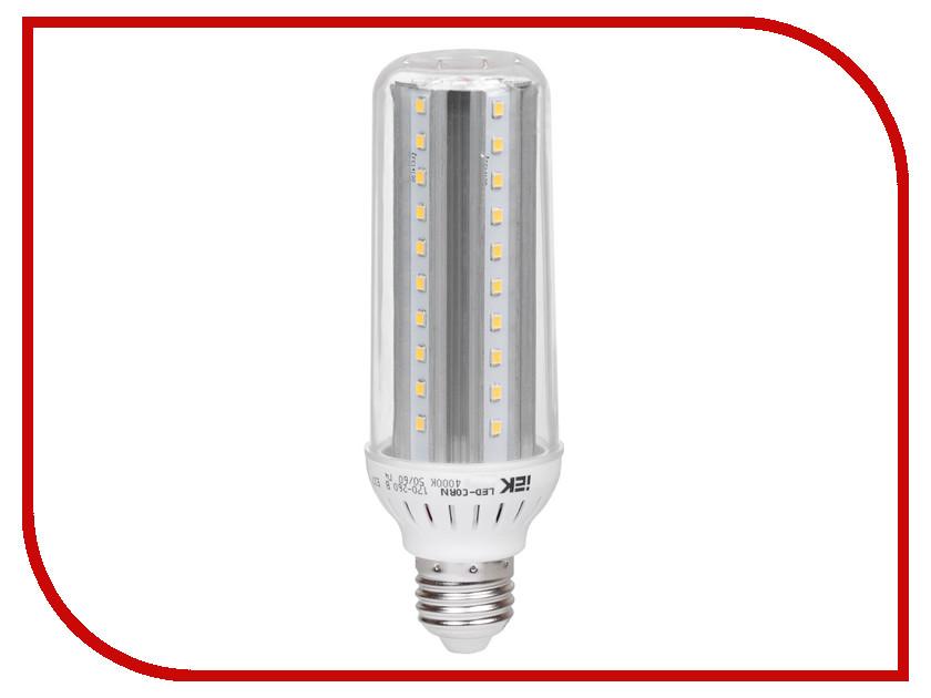 Лампочка IEK LL-CORN-8-230-40-E27<br>