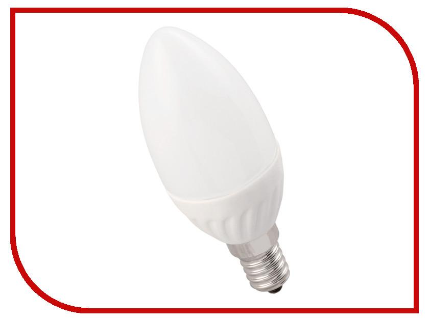 Лампочка IEK LL-C37-5-230-30-E14-FR лампа светодиодная iek 422017