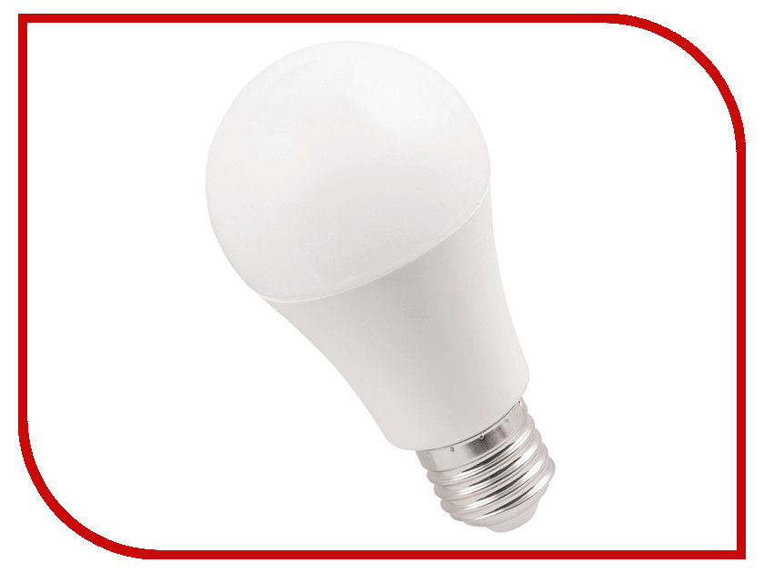 Лампочка IEK LL-A60-11-230-30-E27 соединительная шина 1п типа pin iek yns21 1 063