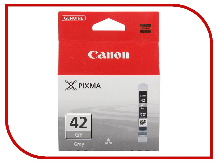 Картридж Canon CLI-42 GY Grey 6390B001<br>