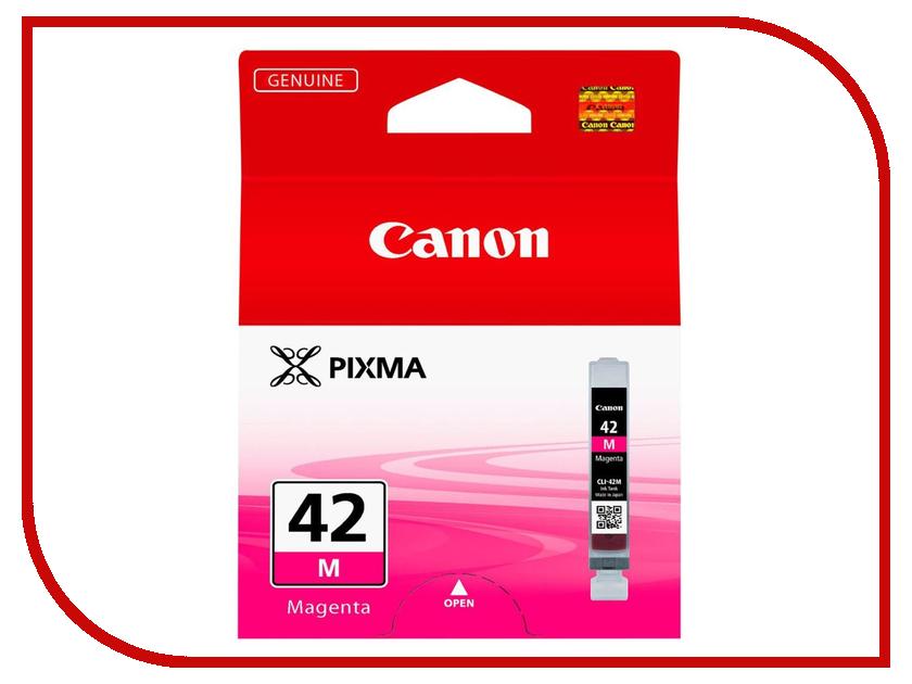 Картридж Canon CLI-42M Magenta 6386B001<br>