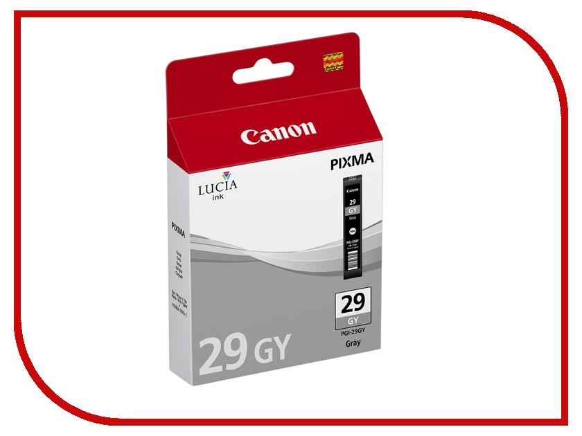 Картридж Canon PGI-29 GY Gray для Pixma Pro 1 4871B001<br>