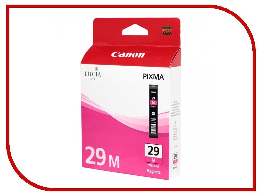 Картридж Canon PGI-29 M Magenta для Pixma Pro 1 4874B001