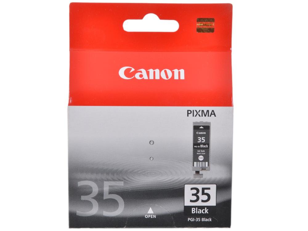 Картридж Canon PGI-35 Black для Pixma iP100 1509B001