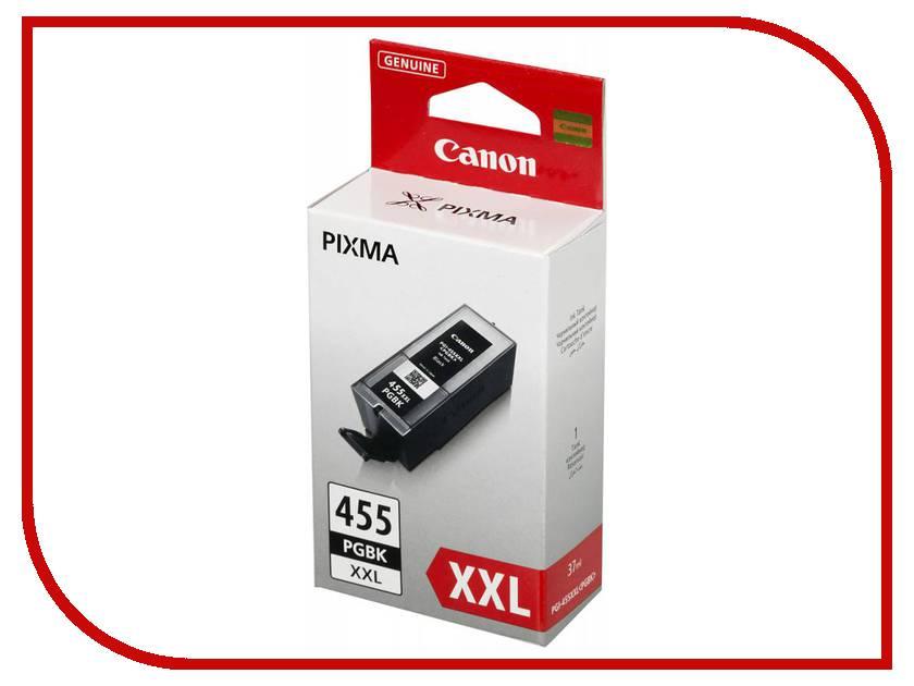 Картридж Canon PGI-455PGBK XXL 8052B001<br>