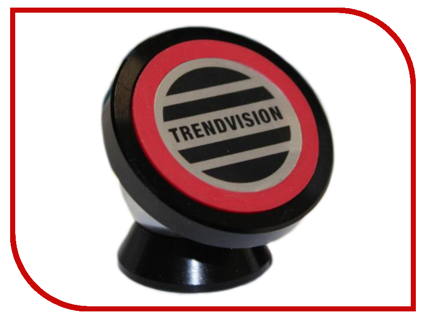 Держатель TrendVision MagBall Red универсальный магнитный держатель trendvision vent mh1