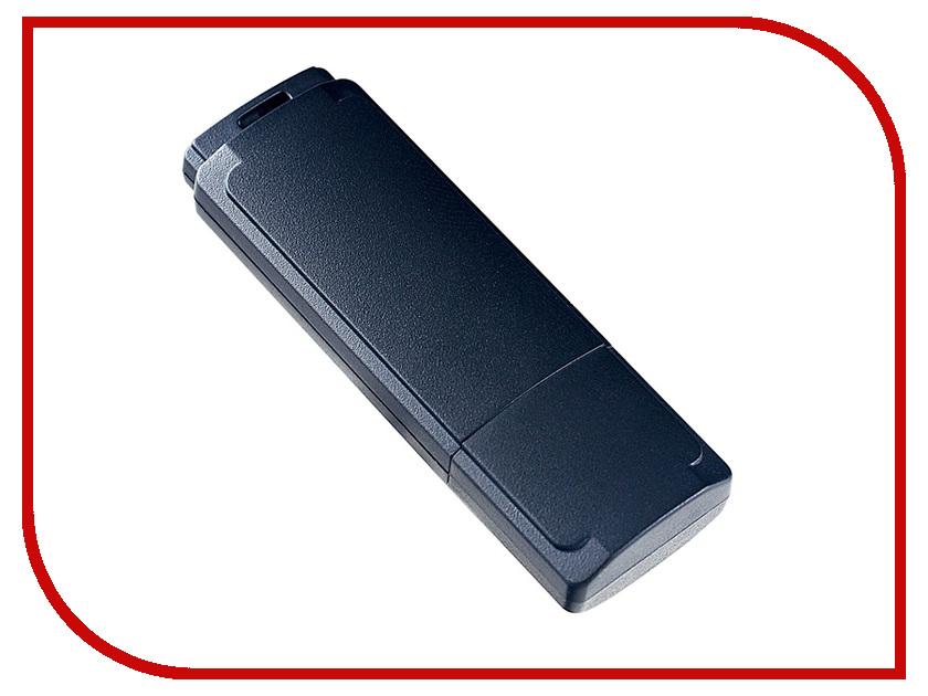 USB Flash Drive 8Gb - Perfeo C04 Black PF-C04B008