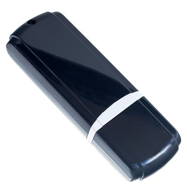 USB Flash Drive 8Gb - Perfeo C02 Black PF-C02B008