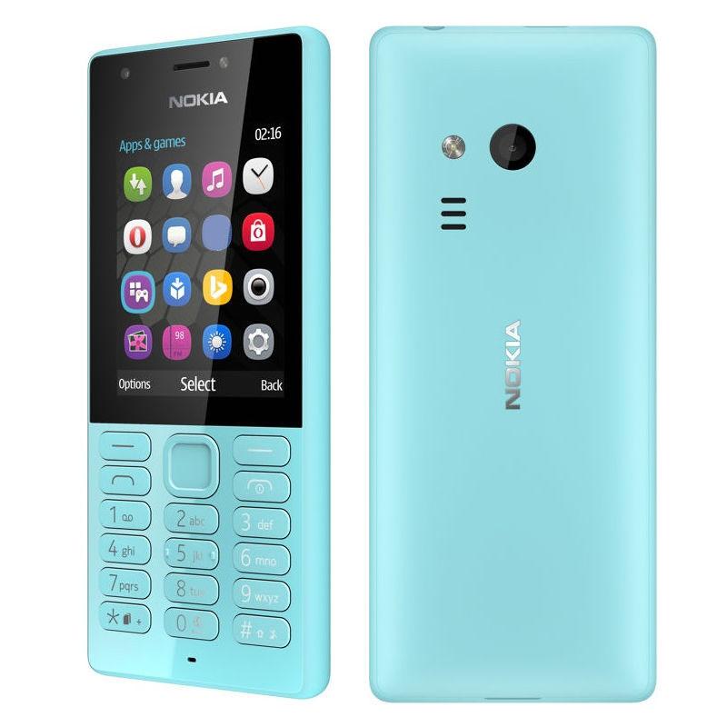 Сотовый телефон Nokia 216 (RM-1187) Dual Sim Blue