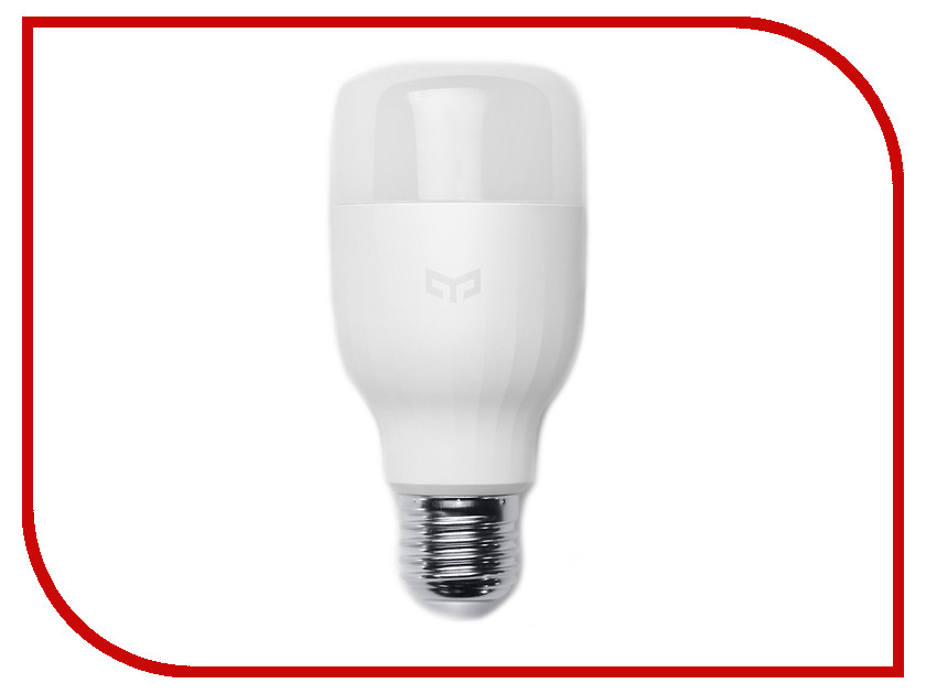 Гаджет Xiaomi Yeelight Smart Led Bulb White GPX4001RT<br>