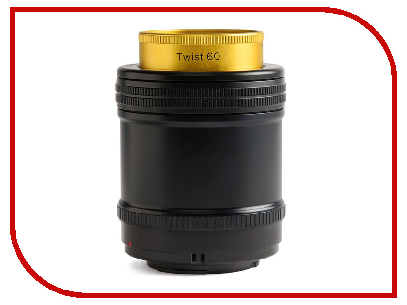 Объектив Lensbaby Twist 60 for Nikon 84635 / LBT60N