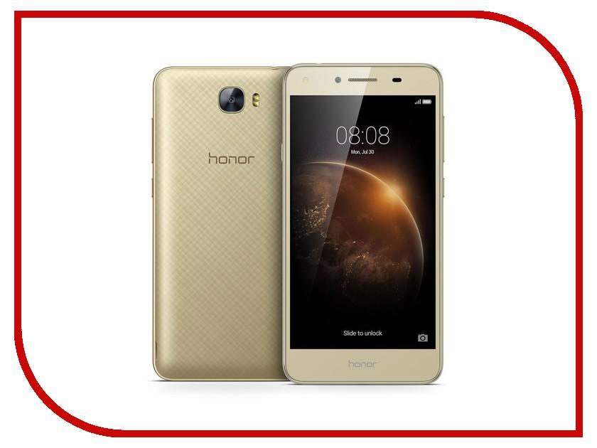 Сотовый телефон Huawei Honor 5A Gold<br>