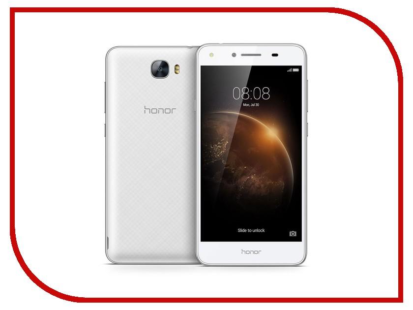 Сотовый телефон Huawei Honor 5A White<br>