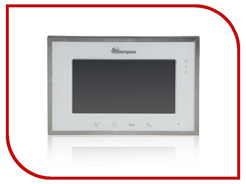 Видеодомофон Телеметрика TLM-4-R0705TP-V