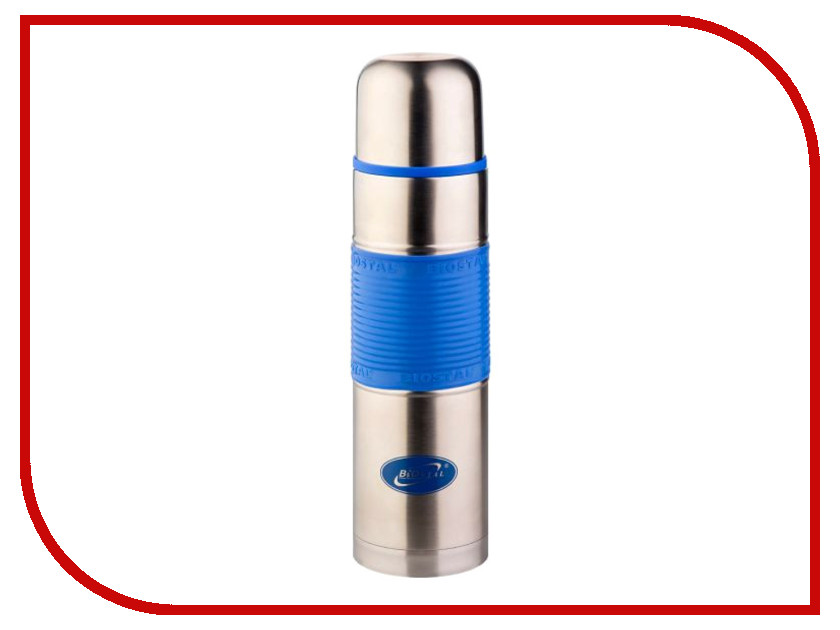 Термос Biostal NB-1000P-B 1L Blue