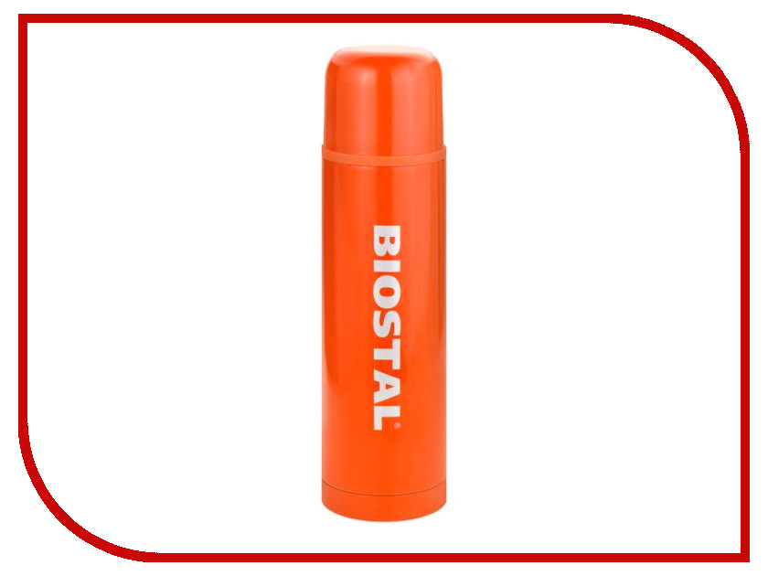 Термос Biostal 1L Orange NB-1000C-O