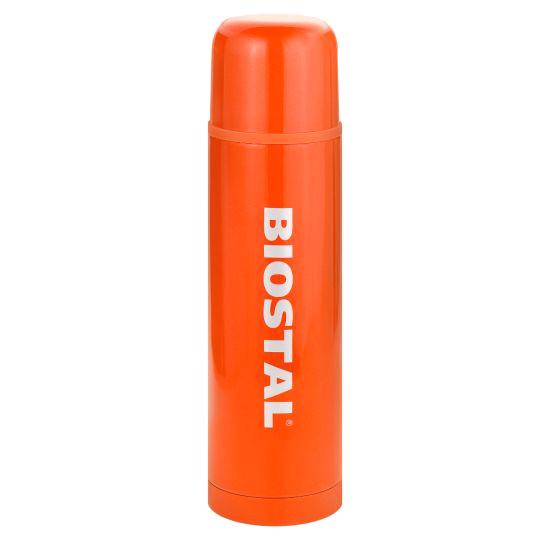 Термос Biostal 1L Orange NB-1000C-O цена