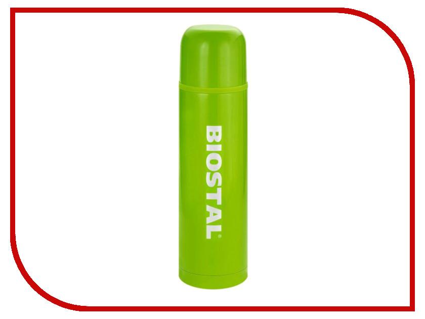 Термос Biostal 1L Green NB-1000C-G термос biostal nb 1000c o 1л