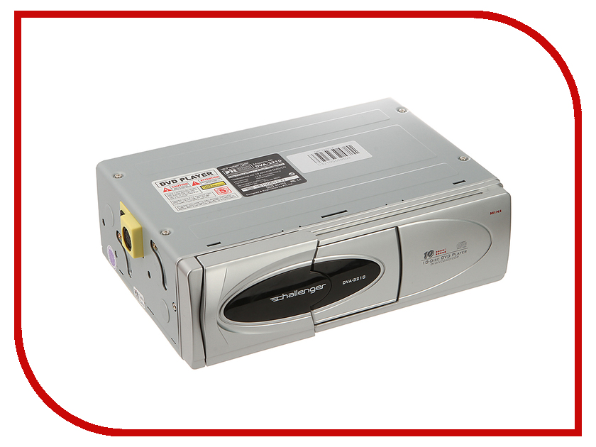 Аксессуар Challenger DVA-3210 - DVD-чейнджер<br>