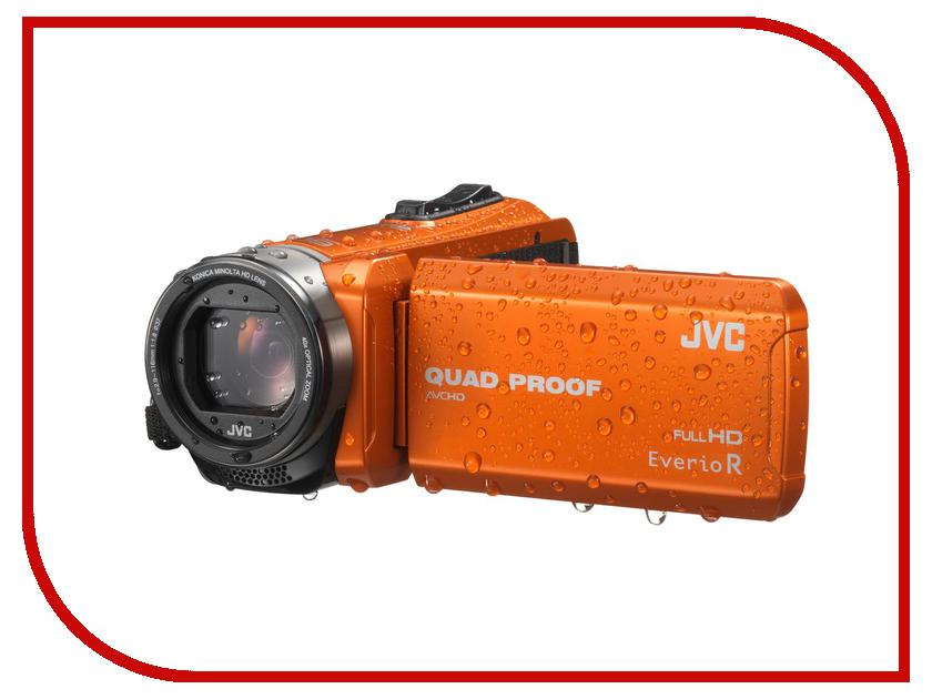 Видеокамера JVC Everio GZ-R415DEU Orange