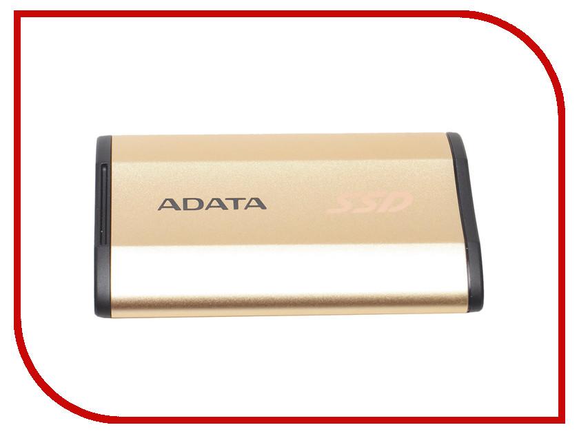 Жесткий диск A-Data SE730 250Gb SSD ASE730-250GU31-CGD