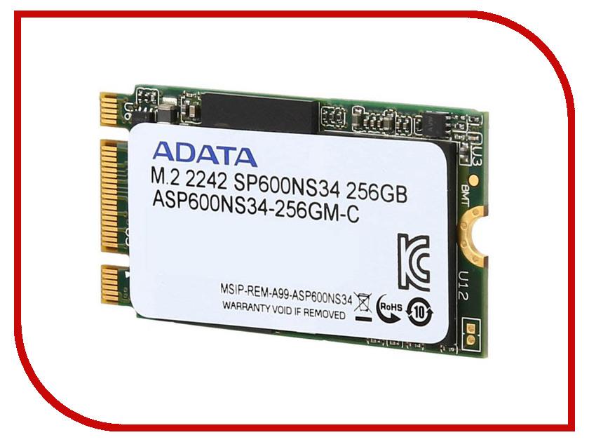 Жесткий диск 256Gb - A-Data Premier SP600 ASP600NS34-256GM-C<br>