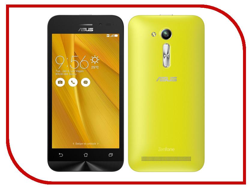 Сотовый телефон ASUS ZenFone Go ZB450KL 8Gb Yellow<br>