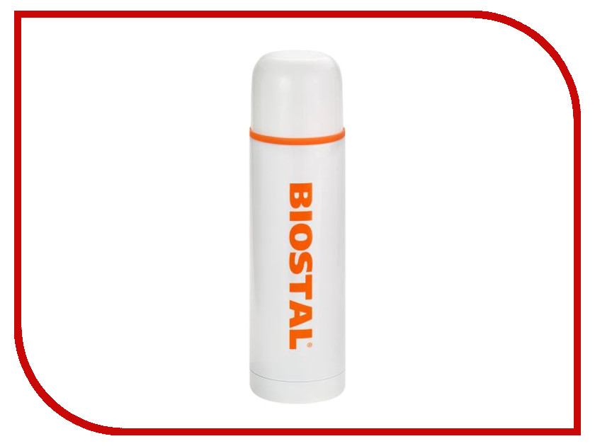 Термос Biostal 750ml White NB-750C-W