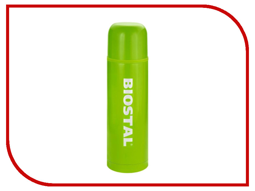 Термос Biostal 750ml Green NB-750C-