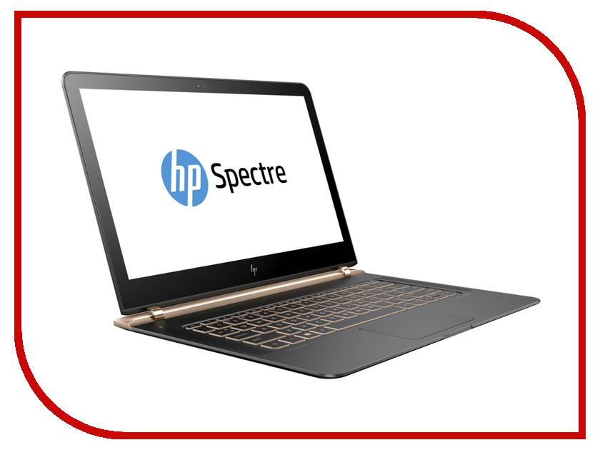 Ноутбук HP Spectre 13-v100ur X9X77EA Intel Core i5-7200U 2.5 GHz/8192Mb/256Gb SSD/No ODD/Intel HD Graphics 620/Wi-Fi/Bluetooth/Cam/13.3/1920x1080/Windows 10 64-bit<br>