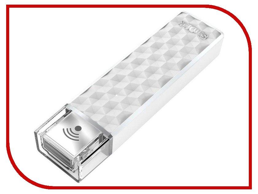 USB Flash Drive 200Gb - SanDisk Connect Wireless Stick USB2.0 Wi-Fi SDWS4-200G-G46