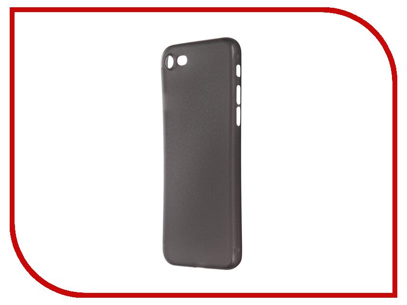 Аксессуар Чехол-крышка IQ Format Slim для iPhone 7 Black<br>
