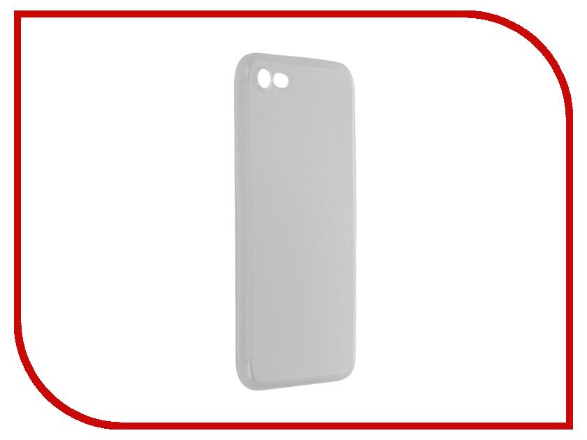 Аксессуар Чехол-крышка IQ Format Slim для iPhone 7 White<br>
