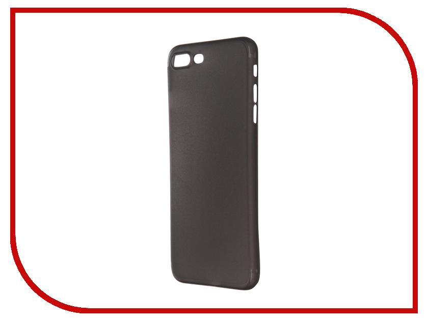 Аксессуар Чехол-крышка IQ Format Slim для iPhone 7 Plus Black<br>