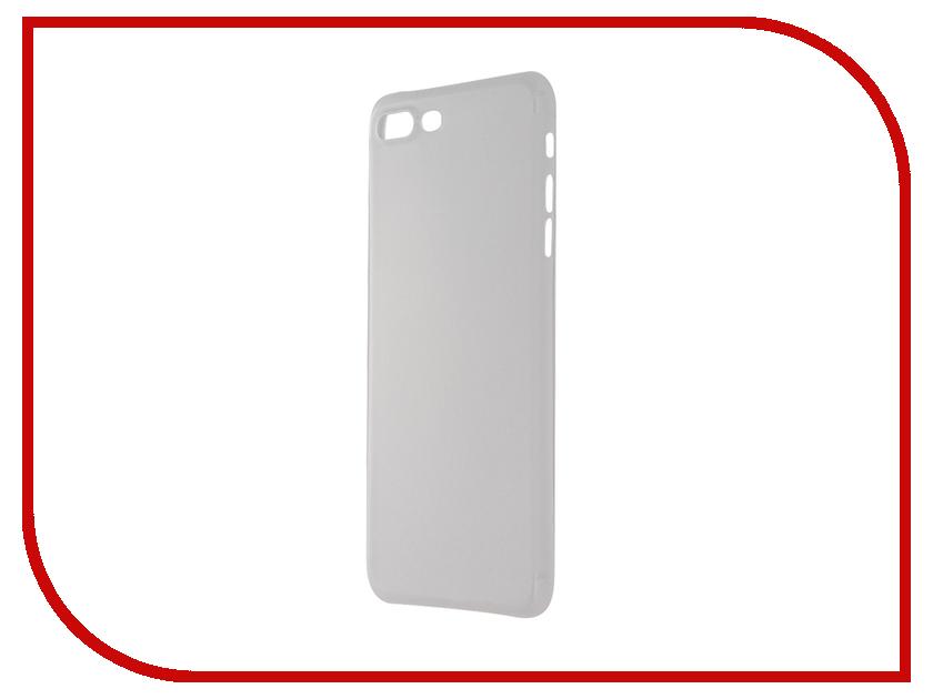 Аксессуар Чехол-крышка IQ Format Slim для iPhone 7 Plus White<br>
