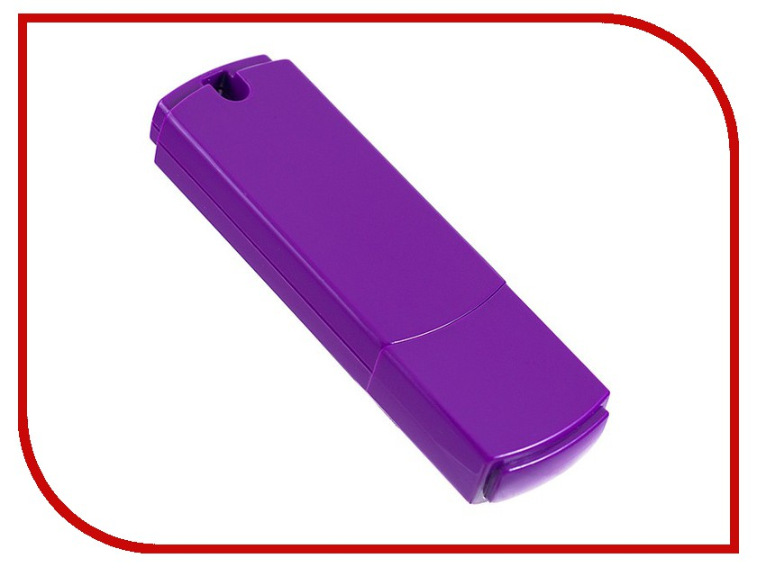 USB Flash Drive 4Gb - Perfeo C05 Purple PF-C05P004