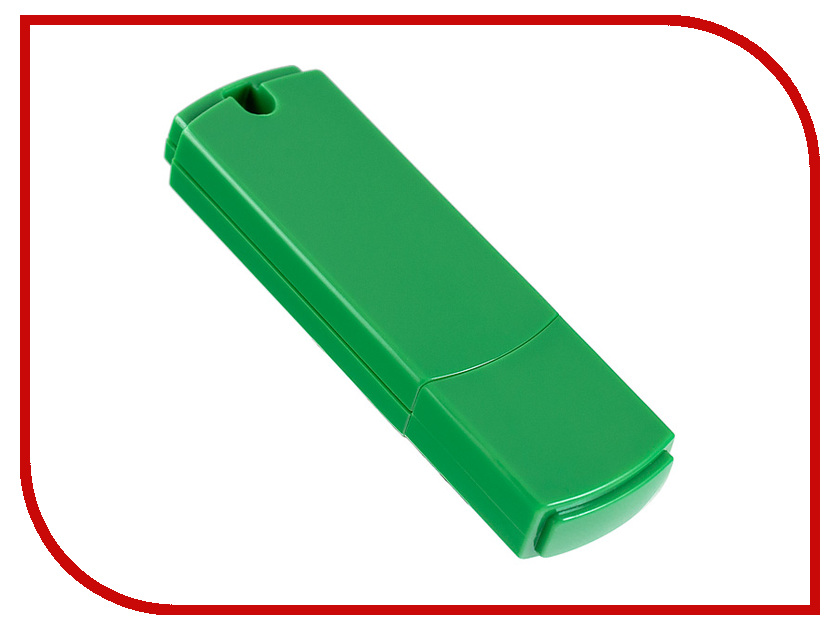 USB Flash Drive 4Gb - Perfeo C05 Green PF-C05G004