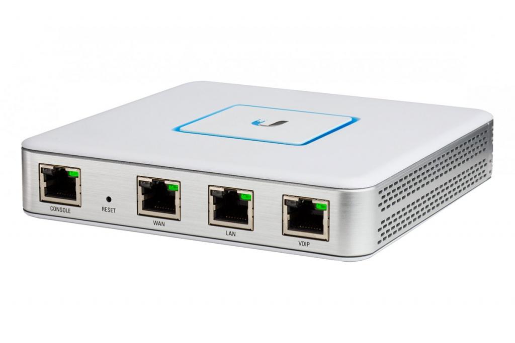 Маршрутизатор Ubiquiti UniFi Security Gateway USG-EU