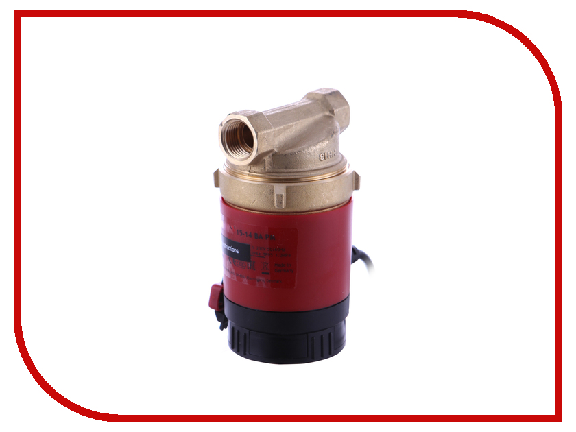 Насос Grundfos UP 15-14 BA PM 97916757 grundfos насос upa 15 120