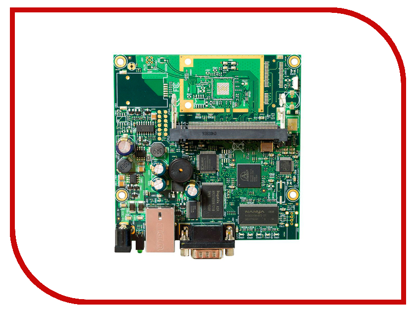 все цены на Wi-Fi роутер MikroTik RB411