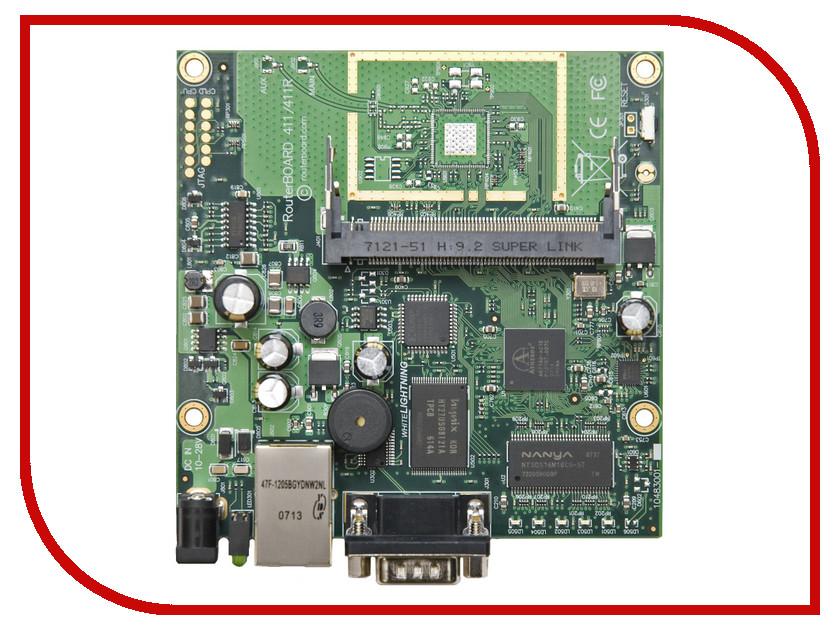 Wi-Fi роутер MikroTik RB411AH