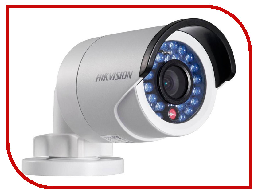 IP камера HikVision HiWatch DS-I220 White 6mm