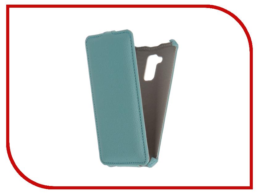 Аксессуар Чехол ASUS Zenfone 3 MAX ZC520TL Zibelino Classico Blue ZCL-ASU-ZC520TL-BLU<br>