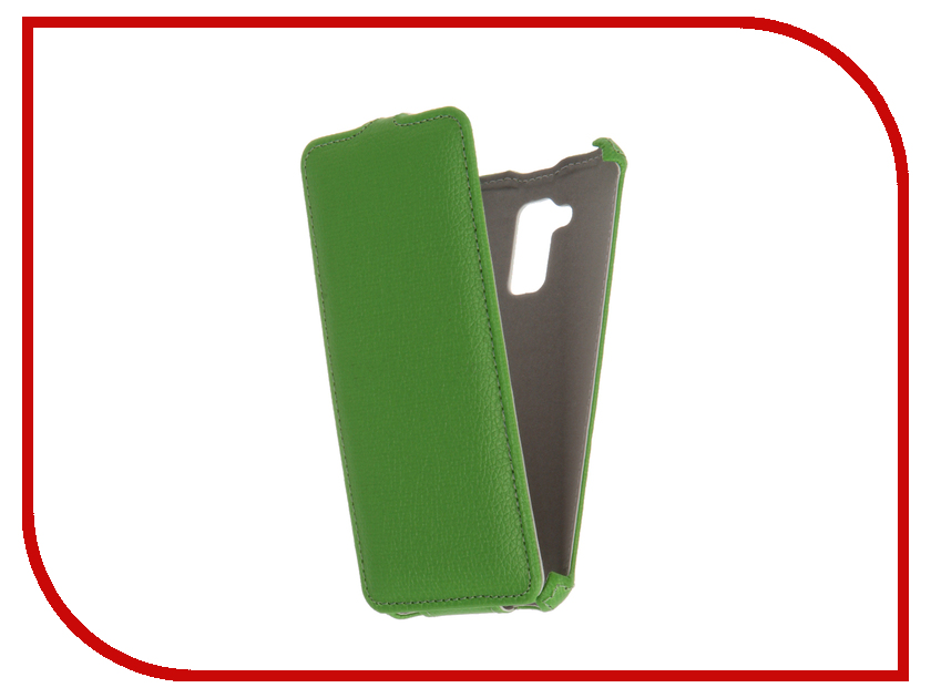 Аксессуар Чехол ASUS Zenfone 3 MAX ZC520TL Zibelino Classico Green ZCL-ASU-ZC520TL-GRN