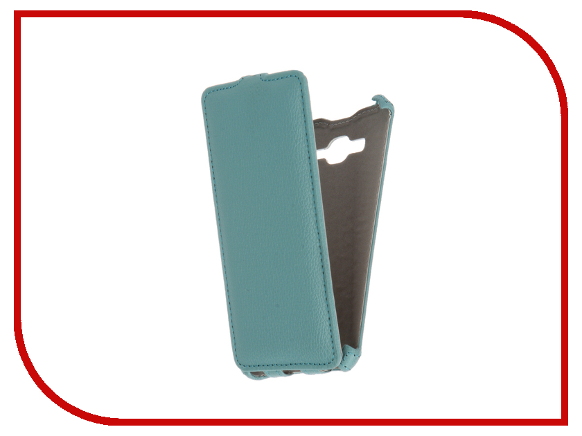 Аксессуар Чехол Samsung SM-G530H Galaxy Grand Prime Zibelino Classico Blue ZCL-SAM-G530-BLU<br>