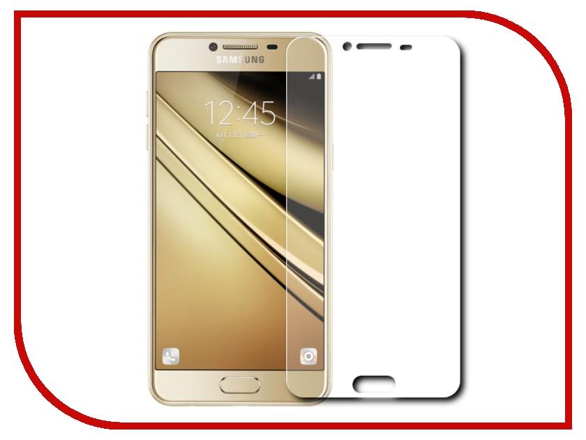 Аксессуар Защитное стекло Samsung C5 Zibelino TG 0.33mm 2.5D ZTG-SAM-C5<br>