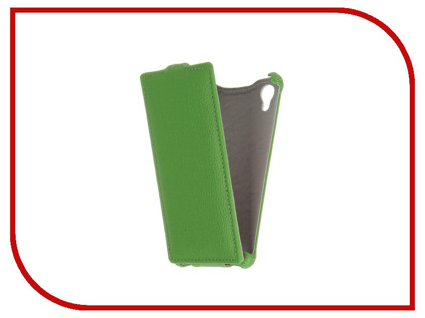 Аксессуар Чехол Tele2 Midi Zibelino Classico Green ZCL-TL2-MIDI-GRN<br>
