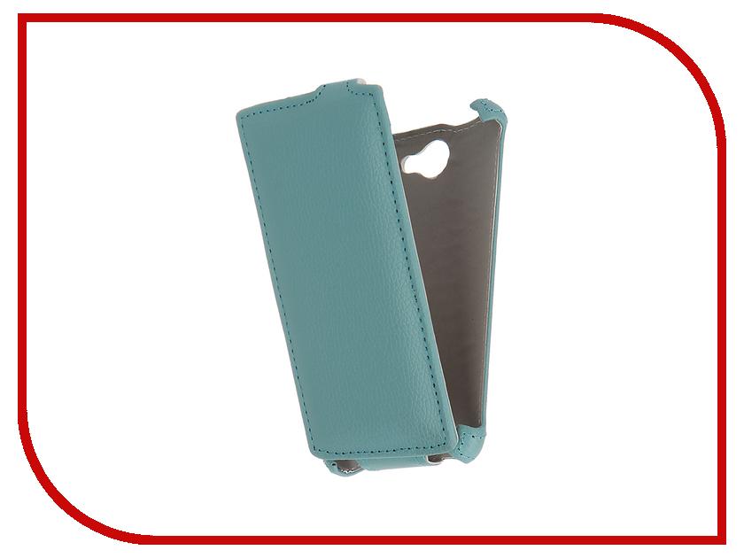 Аксессуар Чехол Tele2 Mini Zibelino Classico Blue ZCL-TL2-MINI-BLU<br>